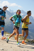 NeuSwissalpine Irontrail Davos St. Moritz 2018