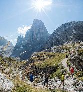 Zwei deutsche Siege beim Drei Zinnen Alpine Run in Sexten