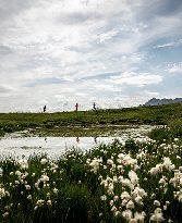 Topleistungen trotz Wetterumschwung beim Walser Trail