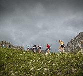 Walser Trail Challenge 2018