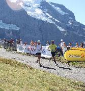 """Jungfrau-Marathon erhält """"Ritterschlag"""""""