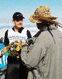 Jonathan Wyatt und Anna Pichtrova Favoriten um Berglauf-Langdistanz-Titel