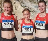 Deutsche U 20-Mädchen holen WM-Gold in Italien