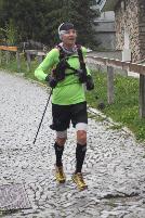 Ramon Casanovas und Andrea Huser überragende Gewinner beim Swiss Irontrail