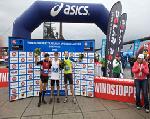 Michael Smith und Luminita Zaituc Trailrun-Champions