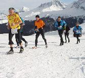 Swiss Snow Run in Arosa weltmeisterlich aufgerüstet