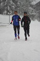Zu viel Schnee beim Swiss SnowRun
