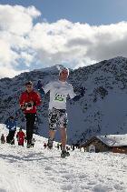 Interessanter Kräftevergleich beim Snowrun in Arosa