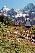20 Jahre Jungfrau-Marathon wird mit 8000 (!) Läufern gefeiert