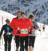 Bergspezialisten im Duell mit Orientierungsläufern