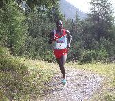 Ostafrikanische Läufer mischen die Berglaufszene auf