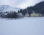 Snow Run-Premiere in Arosa