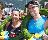 Jasmin Nunige gewinnt zum siebten Mal den Swissalpine