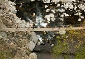 Von Brücken aus Stein und aus Schokolade…